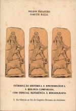 Foto do produto Introdução histórica e epistemológica à biologia comparada com especial enfase à biogeografia