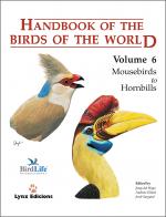 Foto do produto Handbook of the Birds of the World: Mousebirds to Hornbills: 6