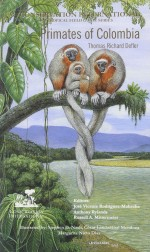 Foto do produto Primates of Colombia