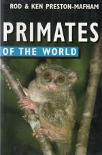 Foto do produto Primates of the World