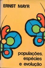 Foto do produto Populações, especies e evolução