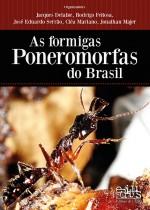 Foto do produto As formigas poneromorfas do Brasil