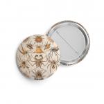 Foto do produto Buttons Kunstformen der Natur Ernst Haeckel, 1899 (5 unid)