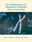 Foto do produto An Introduction to Population Genetics: Theory and Applications