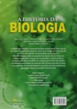 Foto do produto A História da Biologia