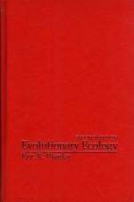 Foto do produto Evolutionary Ecology Second  Edition