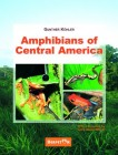 Foto do produto Amphibians of Central America