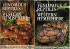 Foto do produto The Venomous Reptiles of the Western Hemisphere, 2 Volumes